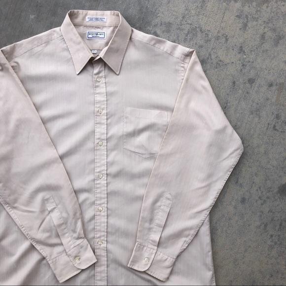 ysl button up shirt
